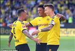 Dortmund 4-0 Leverkusen: Hoang tu Marco Reus ruc sang