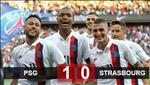 PSG 1-0 Strasbourg: Vua tai xuat, Neymar lap tuc lap sieu pham giai cuu doi nha
