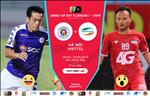 Ha Noi 5-2 Viettel (KT): Thang nguoc an tuong, Ha Noi gan nhu cham 2 tay vao cup vo dich V-League 2019