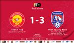 Video tong hop: Thanh Hoa 1-3 Quang Ninh (Vong 23 V-League 2019)