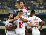 Verona 0-1 AC Milan: Chien thang kho nhoc