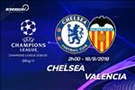 Chelsea 0-1 Valencia (KT): Barkley sut hong 11m, The Blues thua dau ngay tren san nha