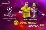 Dortmund 0-0 Barca: Messi tai xuat, Blaugrana van suyt dut tai nuoc Duc