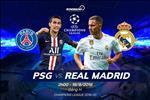 PSG 3-0 Real Madrid (KT): Thien than toa sang, PSG thang tay xe thit Ken ken