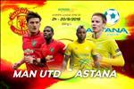 MU 1-0 Astana: Than dong Greenwood toa sang, cuu Quy do khoi mat mat tren Old Trafford