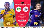 SLNA 0-1 Ha Noi (KT): Thay tro HLV Chu Dinh Nghiem chinh thuc vo dich V-League 2019 som 2 vong