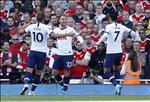 Tottenham don them tin vui tu tru cot sau tran hoa may Arsenal