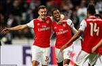 Frankfurt 0-3 Arsenal: Trai ngot cho niem tin mao hiem cua Emery