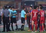 VIDEO: Toan canh man hon loan cuoi tran Viettel 2-1 Binh Duong