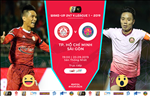 TPHCM 4-1 Sai Gon (KT): Thang dam tran derby, TPHCM chinh thuc doat ngoi a quan V-League 2019
