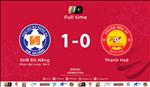 Video tong hop: Da Nang 1-0 Thanh Hoa (Vong 24 V-League 2019)