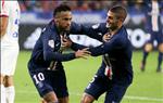 Ha sat Lyon, Neymar lon tieng canh bao cac doi thu cua PSG