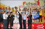 Video tong hop ban thang cua Thai Son Nam o giai Futsal VDQG 2019