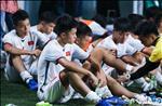 ẢNH: Nỗi buồn của các cầu thủ U16 Việt Nam khi mất vé dự VCK U16 châu Á