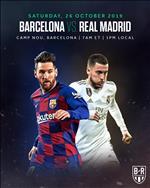 El Clasico phai di doi dia diem, Barca va Real phan ung ra sao?