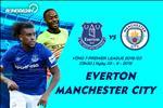 Everton 1-3 Man City (KT): Thang ban linh, Man xanh tiep tuc bam duoi Liverpool
