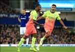 Thong ke Everton 1-3 Man City: The Citizens lap ky luc
