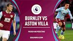 Nhan dinh Burnley vs Aston Villa 19h30 ngay 1/1 (Premier League 2019/20)