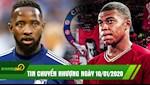 TIN NONG chuyen nhuong 10/1: Chelsea dat thoa thuan mua Dembele, Mbappe sap cap ben Liverpool?