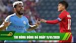 TIN NONG bong da hom nay 11/1: Aguero san bang thanh tich cua Thierry Henry, U23 VN hoa ngay ra quan