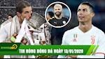 TIN NONG bong da hom nay 13/1: Real vo dich Sieu cup Tay Ban Nha, Ronaldo dua Juve len dinh BXH