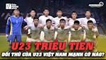 VIDEO: U23 Trieu Tien - Doi thu bi an nhat voi U23 Viet Nam tai VCK U23 chau A 2020