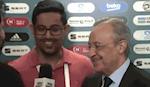 Chu tich Real Madrid chia se ve tuong lai Paul Pogba