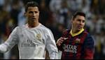 Lionel Messi rat nho Cristiano Ronaldo