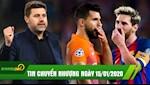 TIN NONG chuyen nhuong 15/1: MU dam phan Pochettino thay Solskjaer, Messi yeu cau Barca mua Aguero?