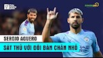 VIDEO: Sergio Aguero pha ki luc Premier League: Sat thu voi doi ban chan nho