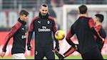 Nhin Ibrahimovic tap luyen, HLV Milan khong tin vao mat minh