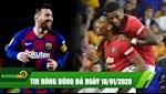 TIN NONG bong da hom nay 16/1: Messi tiet lo ky luc dac biet, MU van vo doi ve doanh thu tai Anh