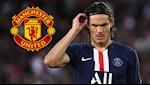 Cavani muon sang Man United