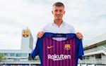 Chinh thuc: Barcelona cham dut hop dong bi an
