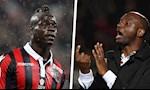 Vieira: 'Toi va Balotelli rat khon kho khi lam viec cung nhau'