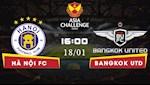 Video tong hop: Ha Noi 0-3 Bangkok United (Giao huu CLB)