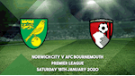 Nhan dinh Norwich vs Bournemouth 22h00 ngay 18/1 (Premier League 2019/20)