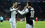 Sarri phu nhan chuyen Ronaldo va Dybala bai xich lan nhau