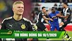 Tin nong bong da hom nay 19/1/2020: Haaland ghi hattrick giup Dortmund nguoc dong, Chelsea bat ngo that thu