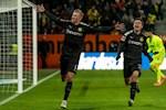 HLV Dortmund choang vang voi cu hat-trick cua tan binh Haaland
