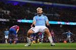 Thong ke Man City 2-2 Crystal Palace: Ngay dac biet cua Aguero