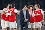 Arsenal dai thang MU, thay tro Arteta gui loi cam on dac biet