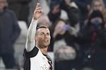 Lap cu dup vao luoi Parma, Cristiano Ronaldo di vao lich su voi ky luc kho tin