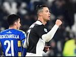 Juventus 2-1 Parma: Ronaldo lap cu dup, Lao ba cung co ngoi dau