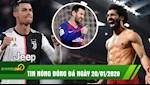 TIN NONG bong da hom nay 20/1: Liverpool ha dep MU, Ronaldo va Messi toa sang dua Barca va Juventus len DINH