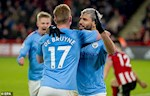 Nhung diem nhan sau tran Sheffield 0-1 Man City