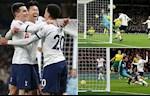 Tottenham danh bai Norwich: Mourinho bot lo thieu Kane va Eriksen