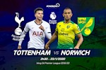 Tottenham 2-1 Norwich: Chat vat ha doi cuoi bang