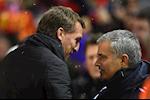 Jose Mourinho va Brendan Rodgers: 2 mang mau doi lap