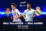 Valladolid 0-1 Real Madrid: Chien thang toi thieu dua Los Blancos len dinh
